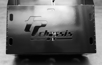 FPC Jerry Can Holder (Powder Coated Black)